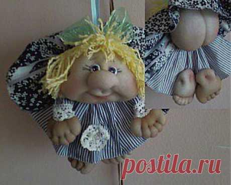 Куклы из колготок своими руками - фото и видео для вас