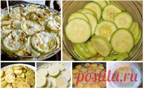 Скоро на всех столах страны: Румяные и аппетитные жареные кабачки с чесночным соусом