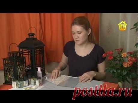 La pintura vitrazhnaya. La Clase maestra\/\/FORUMHOUSE