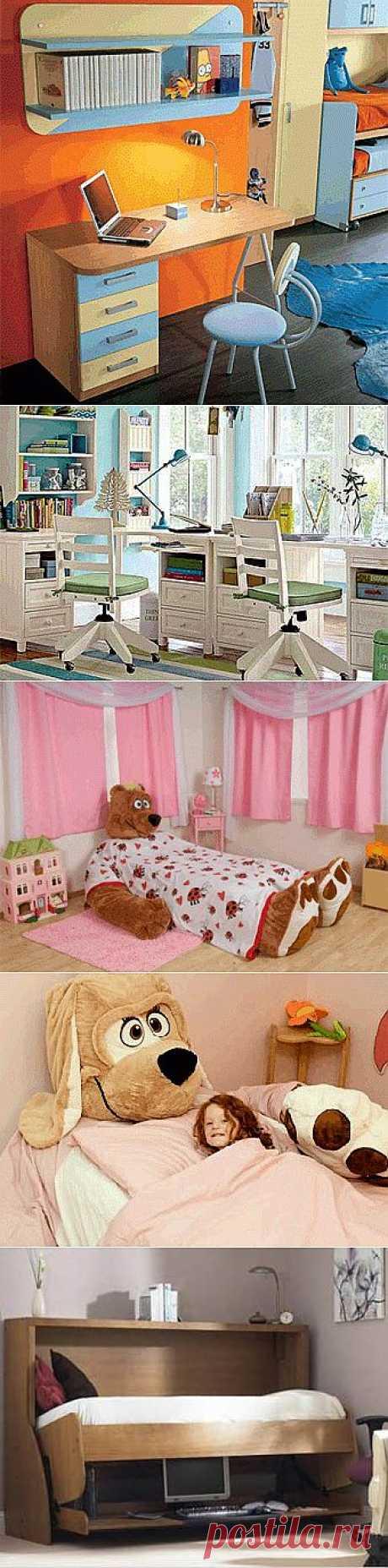 Для детской комнаты - Учимся Делать Все Сами