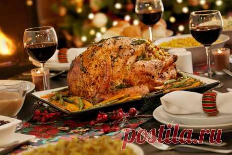 Новогоднее меню 2016 года, блюда для праздничного стола
