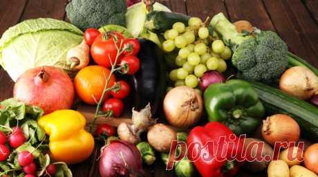 Как избавить покупные овощи и фрукты от нитратов? | Еда и кулинария