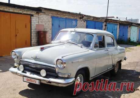 Купить б/у ГАЗ 21 «Волга» 1956-1970 21Л 2.5 MT (75 л.с.) бензин механика в Ульяновске: серый ГАЗ 21 «Волга» 1962 седан 1962 года по цене 200000 рублей на Авто.ру