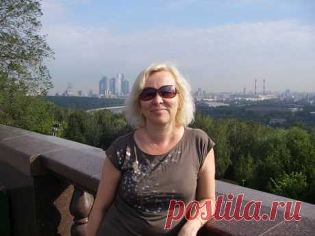 Татьяна Тужилова