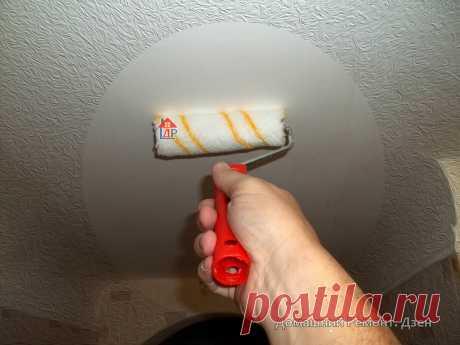 Отмыть валик от краски за 20 секунд. Реальный способ | Домашний Ремонт | Яндекс Дзен