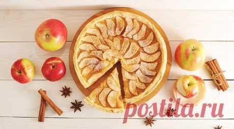 Как приготовить 5 лучших пирогов с яблоками.