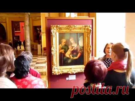Five Most Valuable Exhibits of the Hermitage!