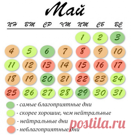 Лунный календарь стрижек на май 2020 года - самые благоприятные дни