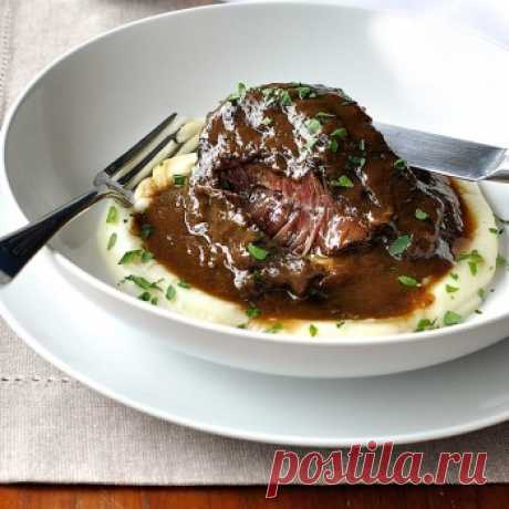 Как приготовить говяжьи щечки | Рецепты Steak@home