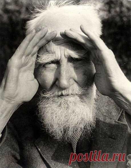 (+1) - 15 фотографий старости, заставляющих задуматься | Искусство
