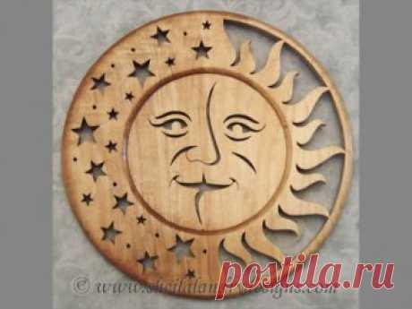 SLDK160-солнце и Луна