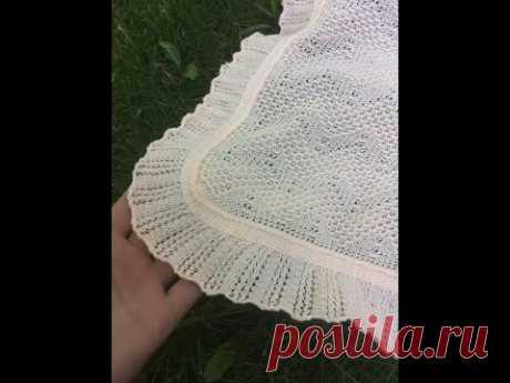 Plaid by knitting car