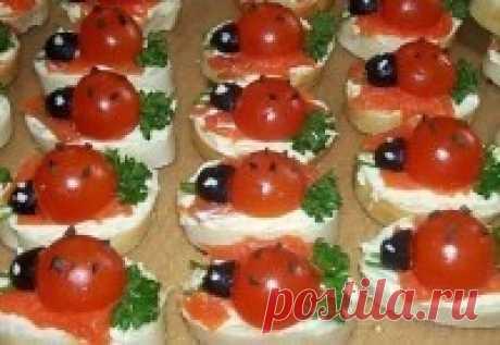 Бутерброды для детей - (более 10 рецептов) с фото на Овкусе.ру