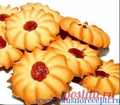 Домашнее печенье курабье рецепт в домашних условиях