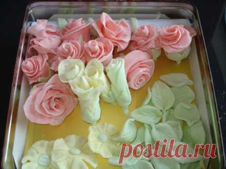 Рецепты мастики для торта которая получается всегда!.