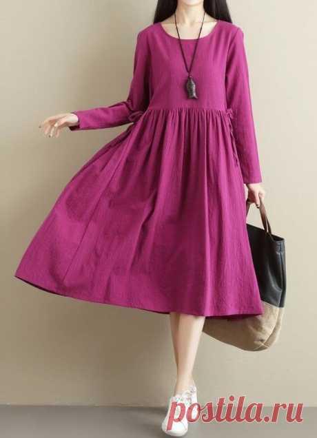 Простые в пошиве, но стильные платья. Идеи и выкройки