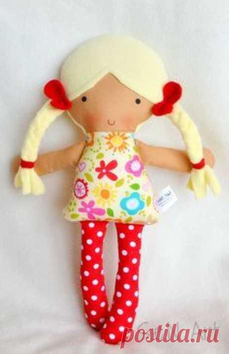 #FirstDoll First #Baby #Doll #Soft Doll #Rag Doll Baby doll by SenArt1