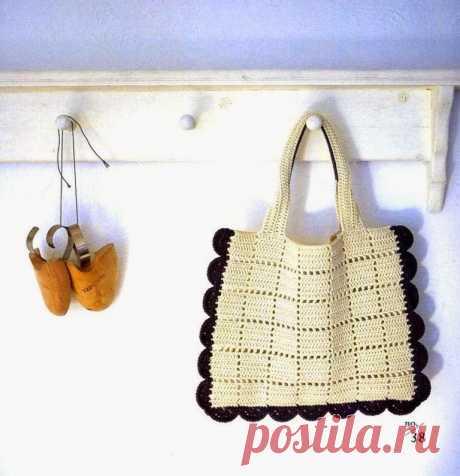 Grace y todo en Crochet: BOLSOS CON DIAGRAMAS!!! BAGS WITH DIAGRAMS !!!