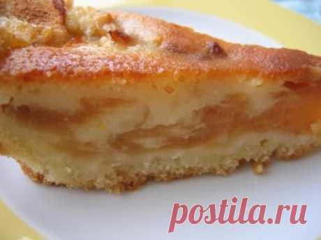 Яблочный пирог. Рецепт с фото. Видео рецепт