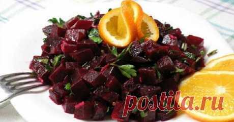 Как сделать из свеклы итальянский изыск и еще 6 рецептов феерических салатов
