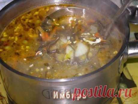 вкусные и полезные супы с морской капустой