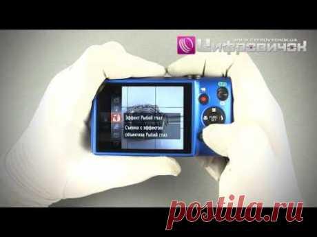 Видеообзор Canon IXUS 132