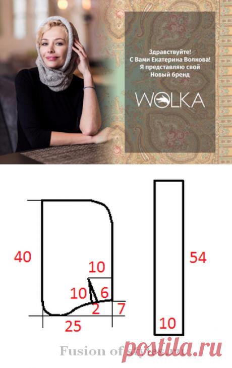 Моднейший,удобнейший головной убор Wolka