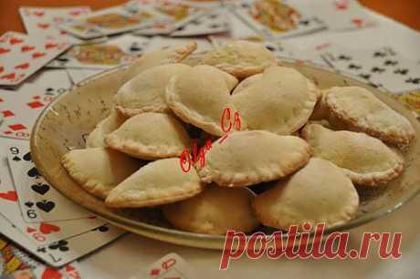 Печенье с ворожбой. | 4vkusa.ru