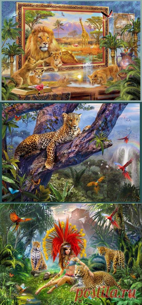 Замечательные работы Jan Patrik Krasny