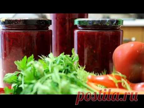 Салат из свеклы и моркови на зиму