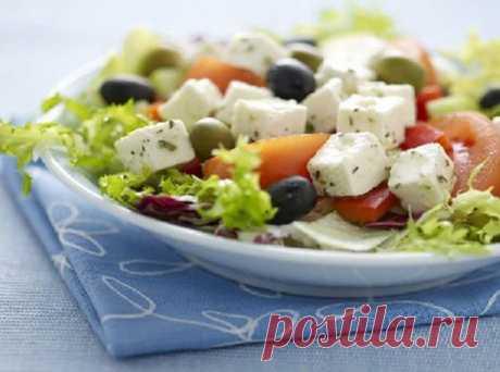 Вариации на тему греческого салата
