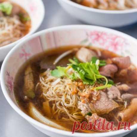Суп с лапшой, 24 рецепта с фото - ФотоРецепт