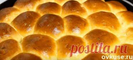 Вкуснейшие сдобные булочки - Простые рецепты Овкусе.ру
