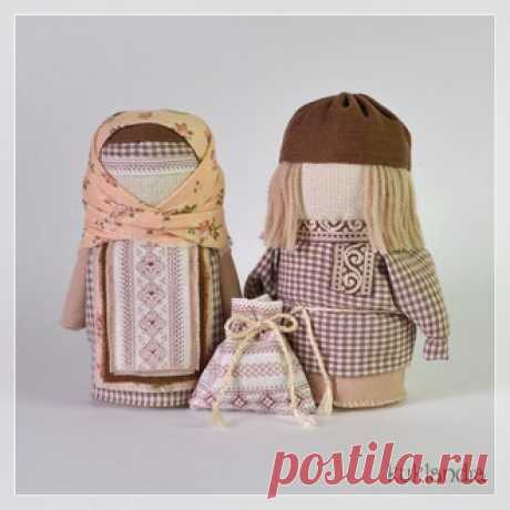 Славянские куклы обереги - Кукландия