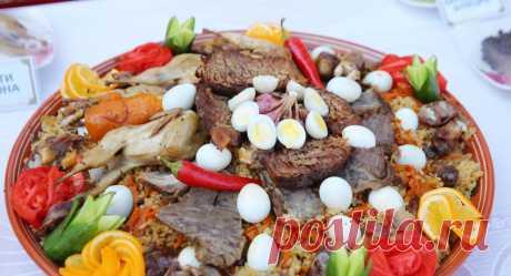 Таджикская кухня: рецепты самых популярных и вкусных блюд