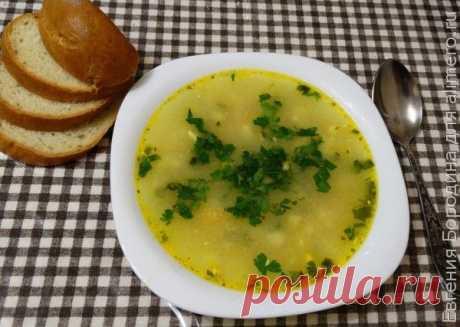 👌 Овощной суп с яйцом, рецепты с фото