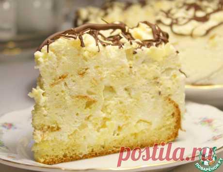 "Торт ""Ананасовый бархат"" – кулинарный рецепт"