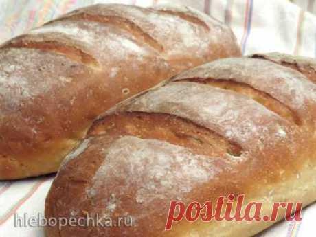 Цюрихский хлеб (Zurich Brot) - ХЛЕБОПЕЧКА.РУ - рецепты, отзывы, инструкции, обзоры