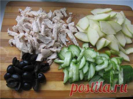 Только ела и худела, благодаря белковому салату для похудения: - 4кг в день