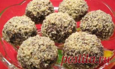Печиво «Каштани»
