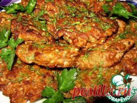 Котлеты по-китайски - кулинарный рецепт