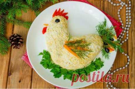 Салат из курицы с грибами рецепты приготовления. Подборка салатов, в состав которых входит мясо курицы и грибы