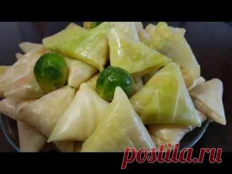 Лучшее блюдо из  Капусты!!! Все Гости Ахнут!!!