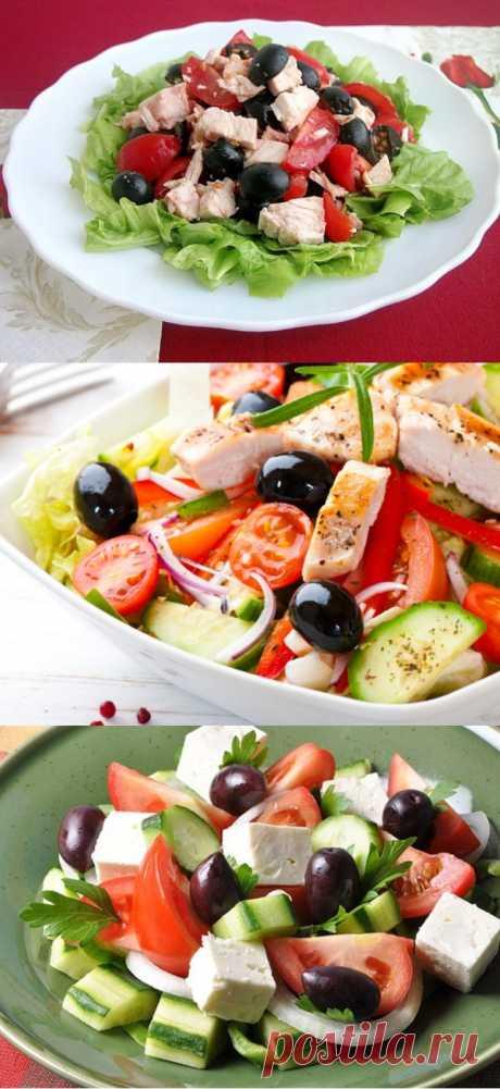 Этот салат давно уже частый гость на моем столе — Греческий салат с китайской капустой - Счастливый формат