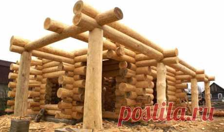 Строительство деревянных домов в Ярославле