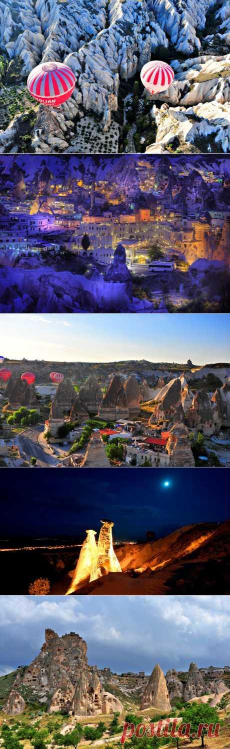Каппадокия, Турция (33 фото)