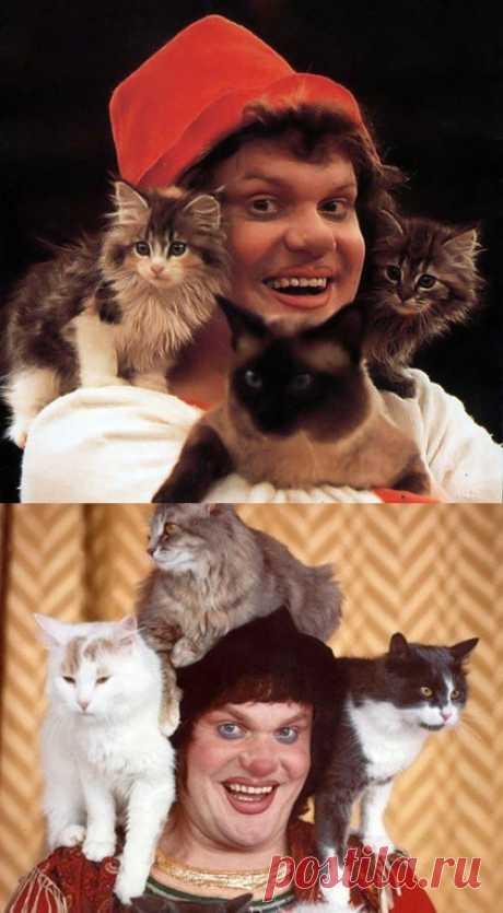 """""""Уроки доброты"""" от знаменитого друга кошек, философа и мыслителя Юрия Куклачева по ссылке"""