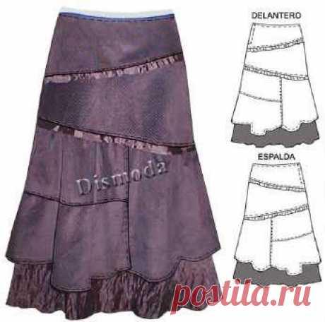 Мастера и умники: Для тех, кто умеет и любит шить: Моделирование модных юбок