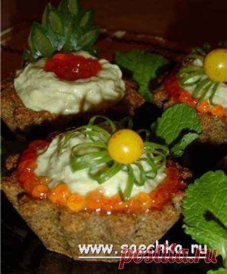 Тарталетки | рецепты на Saechka.Ru