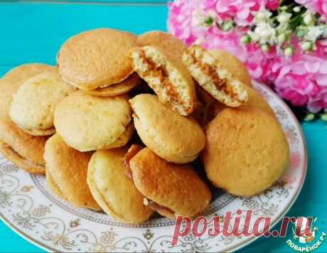 Печенье за 15 минут – кулинарный рецепт